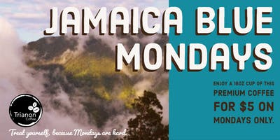 Jamaica Blue Mondays