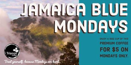 Jamaica Blue Mondays tickets