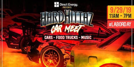Hard Hittaz Car Show & Concert tickets