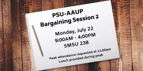 Bargaining Session 2 tickets