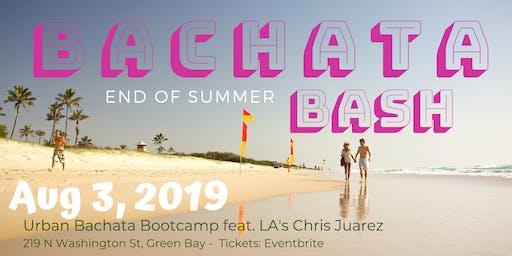 End of Summer Bachata Bash