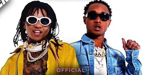 RAE SREMMURD - #1 Rooftop Pool Party in Vegas - Drais Beach Club Labor Day