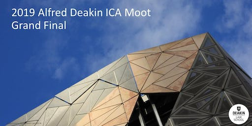 2019 Alfred Deakin International Commercial Arbitration (ICA) Moot Grand Final