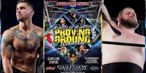 ACW Proving Ground: Evolves Supercard!
