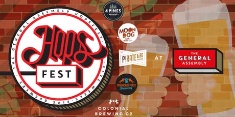 HopsFest Beer Festival tickets