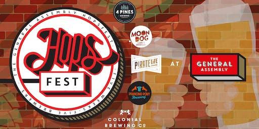 HopsFest Beer Festival