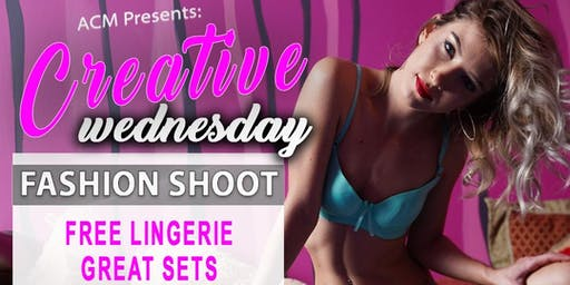 Creative WED - Lingerie Night