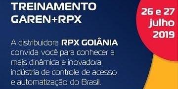 TREINAMENTO GAREN+RPX