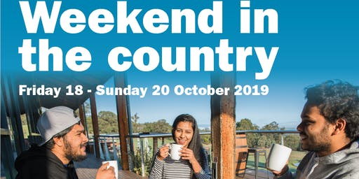 Holmesglen Rec Weekend in the Country Trip 2019