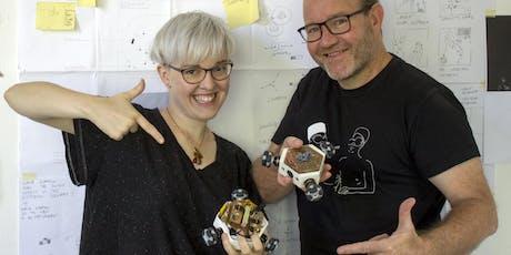Artist Talk: Robotic Empathy tickets