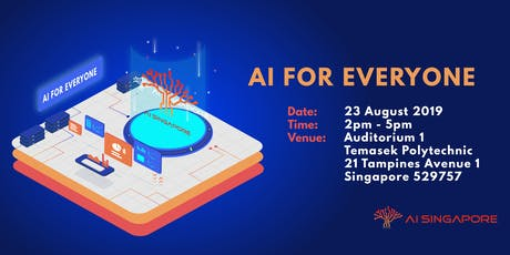AI for Everyone (23 August 2019) tickets
