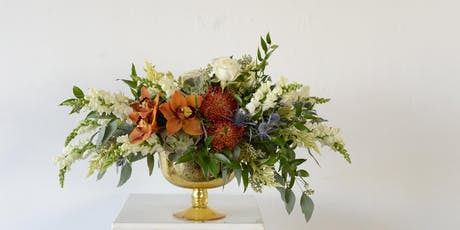 Community Class - fall compote arrangement tickets