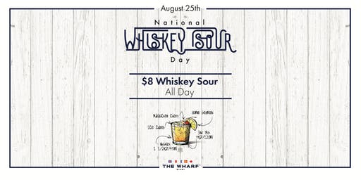 National Whiskey Sour Day Celebration
