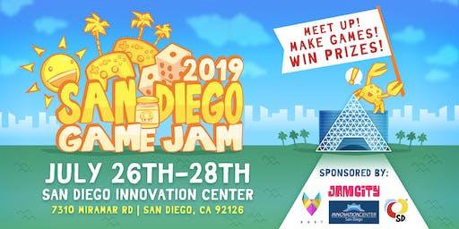 San Diego Game Jam 2019