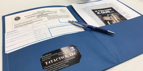 Multi-State Concealed Carry Permit tickets