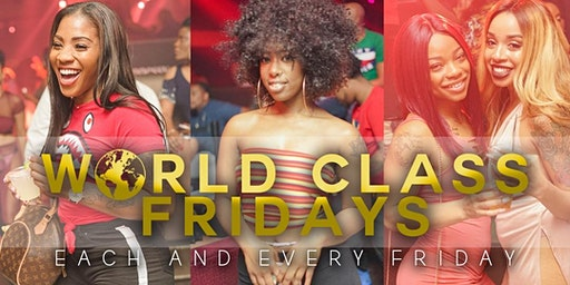 #1 Fridays Night (OPEN BAR) @ Josephine Lounge (OPEN BAR)