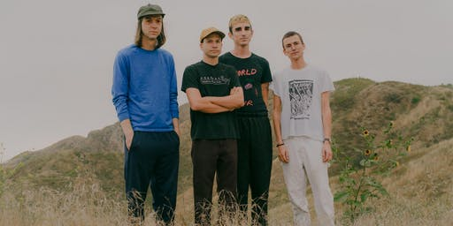 DIIV with Froth & Storefront Church