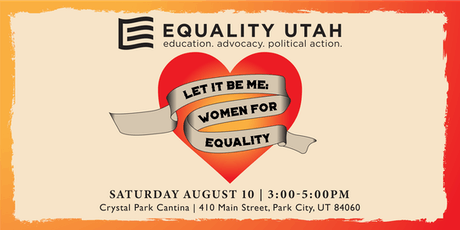 Let It Be Me: Women for Equality tickets