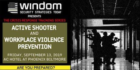 Active Shooter Response Seminar tickets