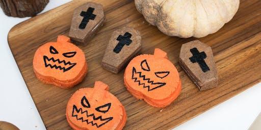School Holidays Halloween Cooking Part 2