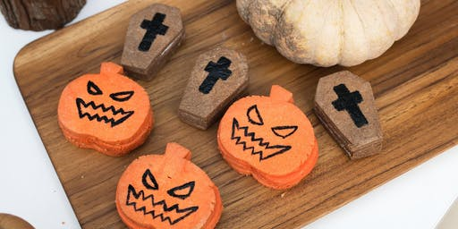 School Holidays Halloween Cooking Part 1