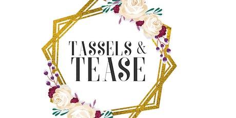 Tassels & Tease: A Burlesque Soirée tickets