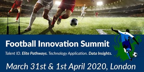 3rd Annual Football Innovation Summit 2020 tickets