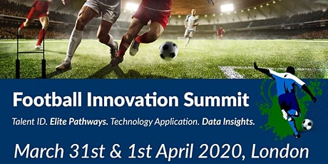 3rd Annual Football Innovation Summit 2020 tickets