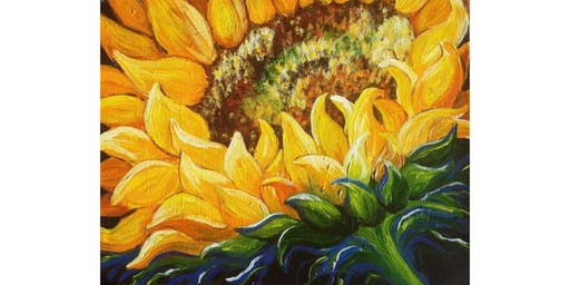 9/18 - Golden Sunflower @ Nectar Catering and Events, Spokane