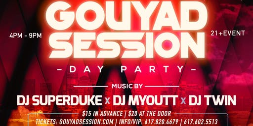 Gouyad Session: Day Party