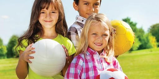School Holiday Multisport Clinic 6 years to 10 years