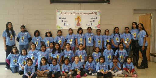 All Girls Chess Camp of NJ 2019
