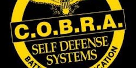 No-Cost Self Defense Power Class tickets