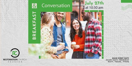 Breakfast and Conversation tickets