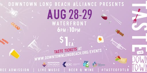 Taste of Downtown: Waterfront