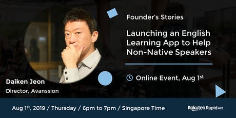 Launching an English Learning App to Help Non-Native Speakers tickets