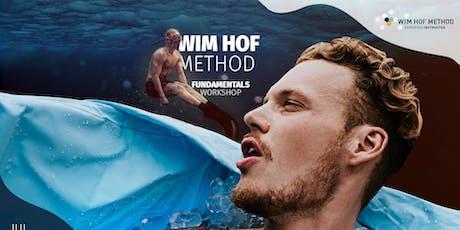 Wim Hof Method Fundamentals Workshop @ Crossfit Noosa  tickets