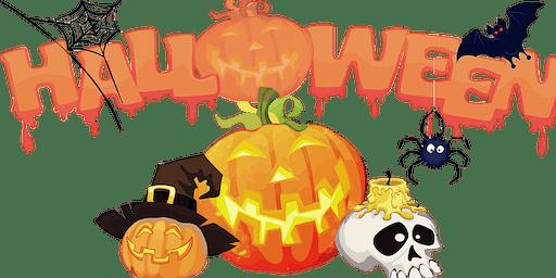 School Holiday Halloween Art & Craft