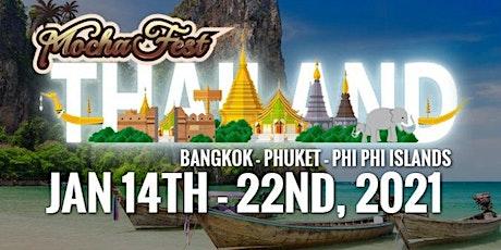 Mocha Fest Thailand  tickets