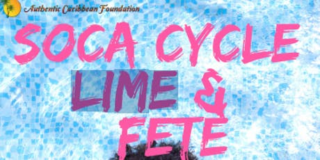 Soca Cycle Lime & Fete tickets