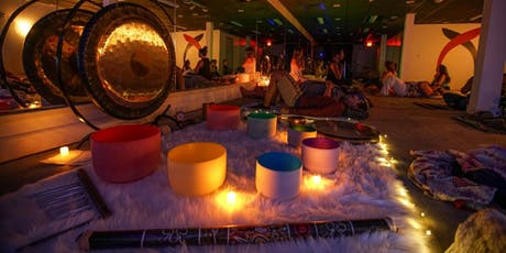 Sound Healing Meditation (Sound Bath) - Campbell 4:30pm tickets