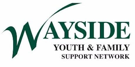 Comedy Show to benefit the Wayside Youth & Family Support Network tickets