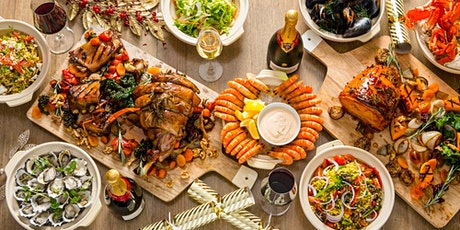 Christmas Day Lunch - The Ballroom at Sheraton Melbourne Hotel  tickets
