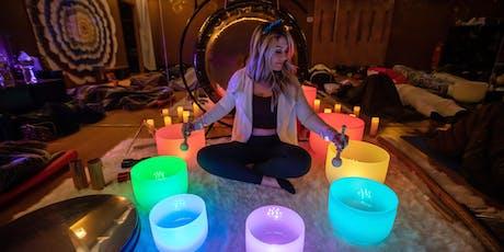 Sound Healing Meditation (Sound Bath) - Campbell 7:00pm tickets