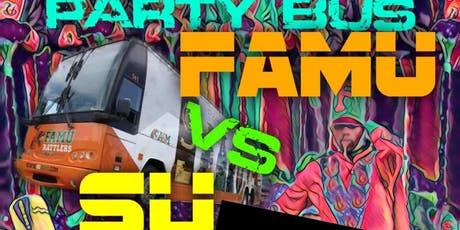 FAMU/SU Bus Trip  Presented by M100 Jax Chapter tickets