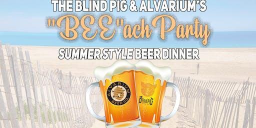 Blind Pig & Alvarium's BEEach Party