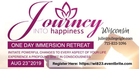 Journey into Happiness IN-PERSON ONLY tickets