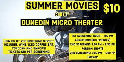 Summer Movies at the Micro Theater