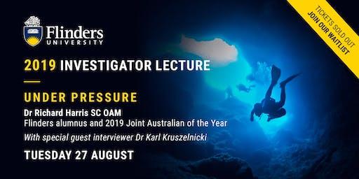 2019 Investigator Lecture