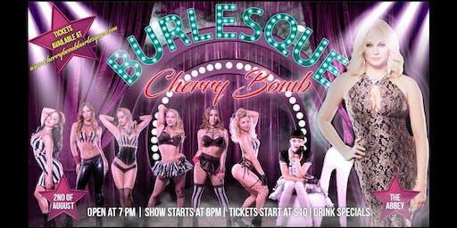 Fun Date Night   Burlesque Show Orlando   Cherry Bomb Burlesque